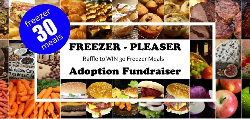 Freezer Pleaser Adoption Fundraiser!