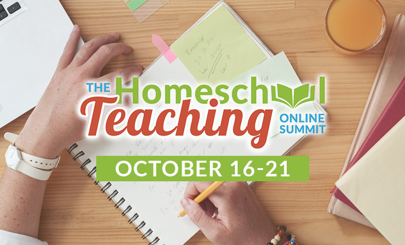 The FREE Homeschool Teaching Summit (Online)